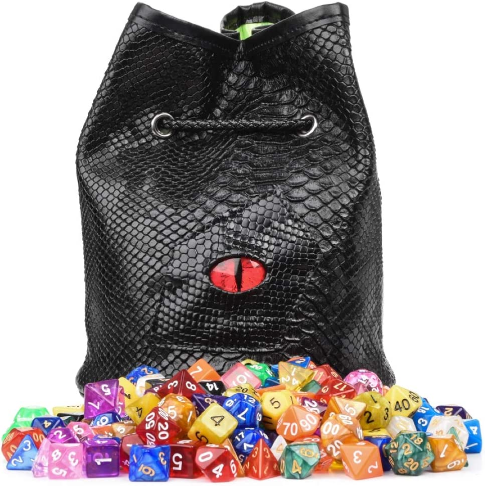 Game Of Thrones D/&D Dungeons and Dragons Game Dice Bag handmade small