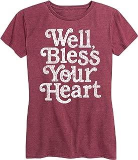well bless your heart shirt