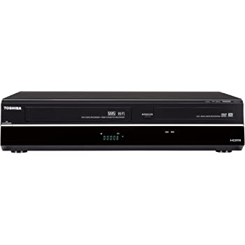 Toshiba DVR670/DVR670KU DVD/VHS Recorder with Built in Tuner, Black (2009 Model)