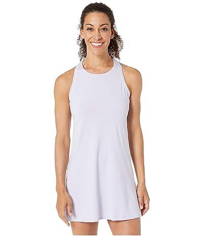 Nike Court Dry Dress (Oxygen Purple/White/Oxygen Purple) Women