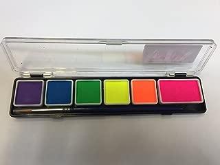 Diamond FX Neon Face Paint Mini Palette