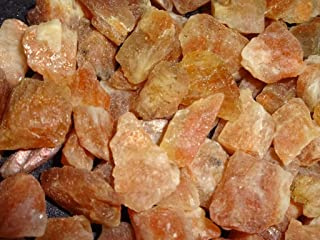 Sublime Gifts - Raw Sunstone - AA Grade - 5pc - Rough Natural Crystal Healing Gemstone