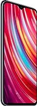 هاتف شاومي ريدمي نوت 8 برو ثنائي شرائح الاتصال، 128 جيجا، رام 6 جيجا، الجيل الرابع ال تي اي، رمادي