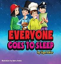 Everyone goes to sleep: Help kids Sleep With a Smile