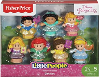 Fisher-Price Little People Princess Figure Pack