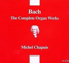 Bach: Integral De Obras Para Organo ; Chapuis