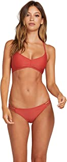 Junior's Women's Simply Solid Full Bikini Bottom