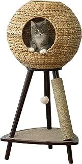 Best adriana 44 sphere scratch post cat tree Reviews