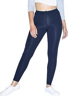 Women's Cotton-Spandex Jersey Legging