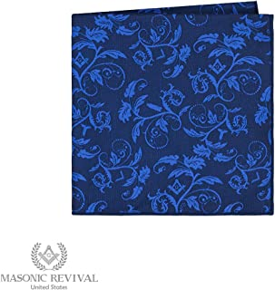 The Provost Pocket Square Handkerchief by Masonic Revival