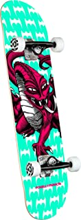 Powell-Peralta Cab Dragon One Off Teal Complete Skateboard