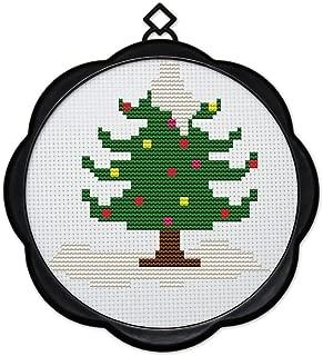 simple christmas cross stitch designs