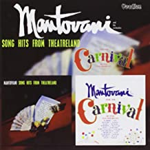 mantovani song hits from theatreland