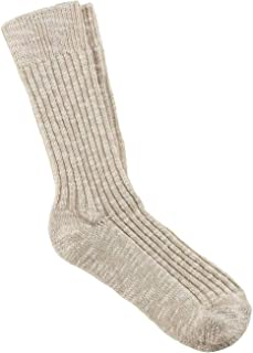 Slub Socks Women | Beige (1008033)