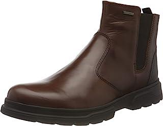 Geox U Clintfordb ABX D, Chelsea Boot Hombre