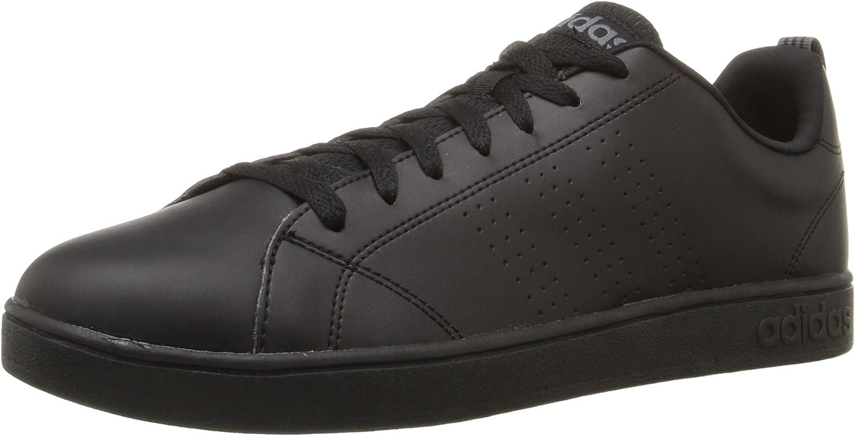 Adidas NEO NEO NEO Mans Fördel Ren mot Mode skor, svart  svart  Lead, 13 M USA  online till bästa pris
