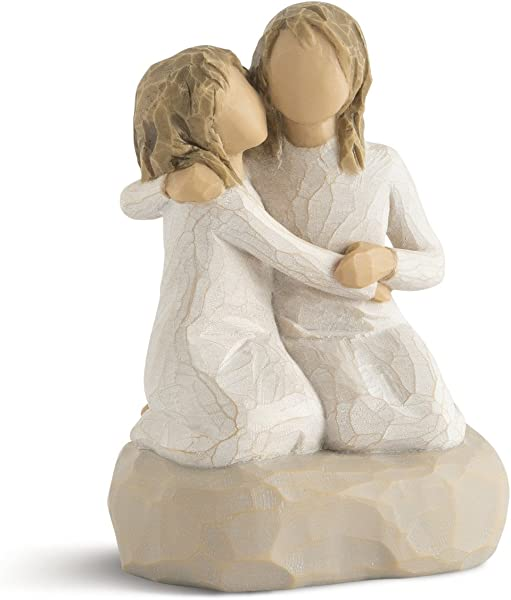 Willow Tree Sister Mine Sculpted Hand Painted Figure