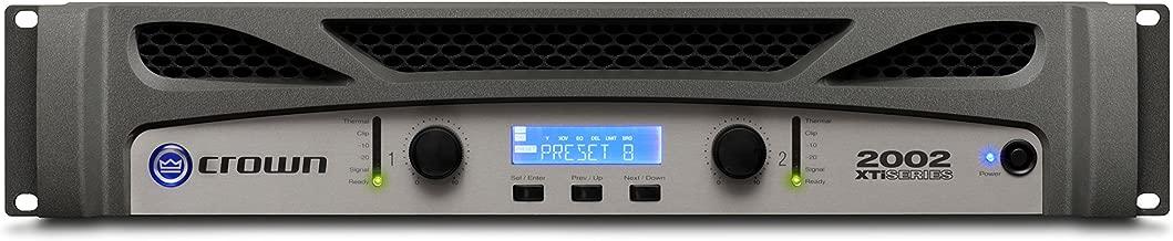 rcf 4 channel amplifier