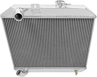 Champion Cooling, 3 Row All Aluminum Radiator for Willy's MB, GPW, CJ/2A, CC5241