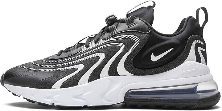 Scarpe nike air max 270 react eng, scarpe da corsa uomo CD0113