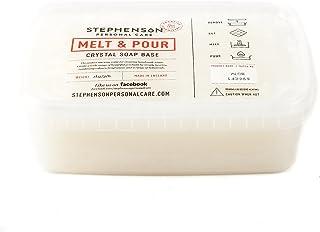 Mystic Moments - Base de jabón para derretir y verter (1 kg)