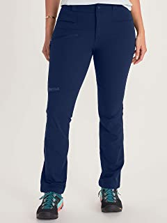 Marmot Women's Wm's Scree Pant, Softshell Trekking Pants, Outdoor Trouser, Water Resistant, Breathable