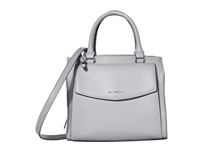 Fiorelli Mia Satchel (Steel) Handbags