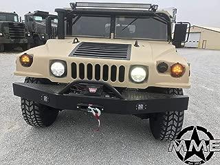 MILITARY HUMVEE HMMWV M998 M998A1 FRONT WINCH BUMPER H1 HUMMER