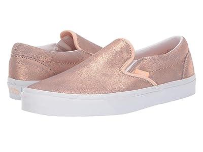 Vans Classic Slip-Ontm (Rose Gold/Rose Gold) Skate Shoes