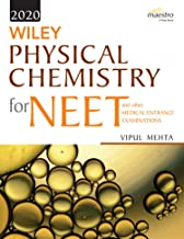Wiley's Physical Chemistry for NEET and other Medical Entrance Examinations, 2020ed