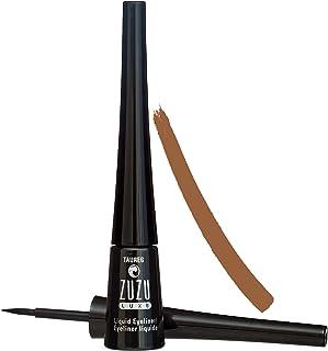 Zuzu Luxe Liquid Eyeliner,0.1 oz,Precision liquid liner, fine calligraphy tip, quick-drying, water resistant. Natural, Par...