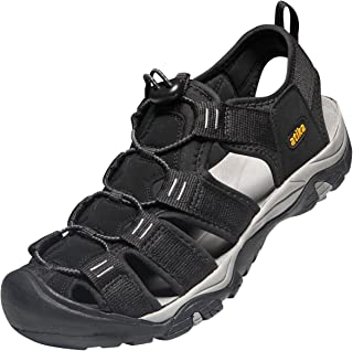 ATIKA Men's Sports Sandals Trail Outdoor Shoes 3Layer Toecap Series M103 M105 M121