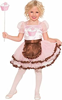 Forum Novelties Cupcake Princess Child Costume, Small