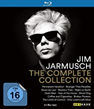 Jim Jarmusch Collection Permanent Vacation / Stranger Than Paradise / Down by Law / Mystery Train / Night on Earth / Dead Man NON-USA FORMAT Reg.B Germany