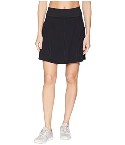 Skirt Sports Go Longer Skirt (Black) Women