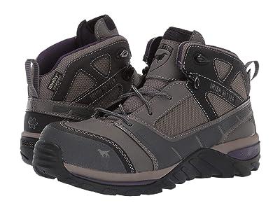 Irish Setter Rockford 5 Non-Metallic Toe (Grey/Purple) Women