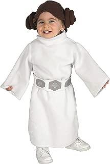 Little Girls' Princess Leia Toddler Costume 3T/4T
