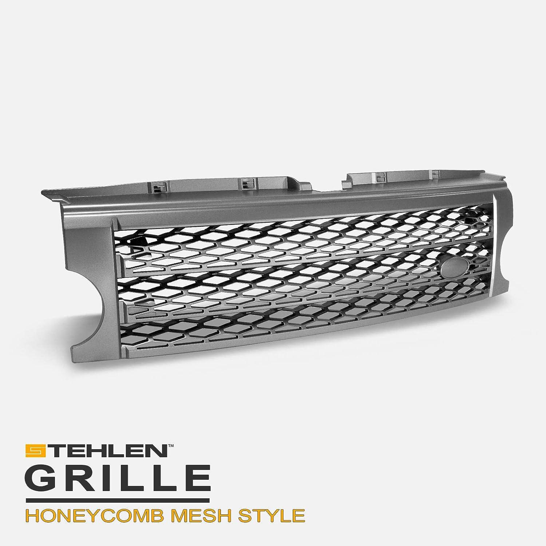 Stehlen お金を節約 642167820079 Honeycomb Mesh Front Grille Bumper Hood 物品 G -