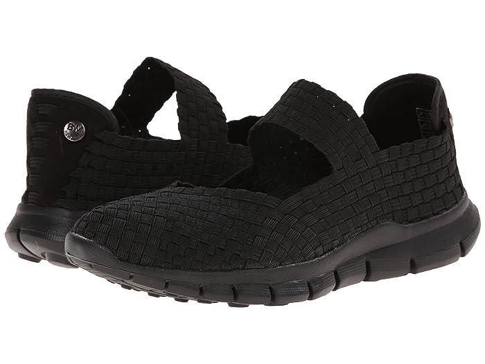 bernie mev.  Charm (Black) Womens Sandals