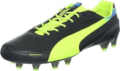 PUMA Men's evoSPEED 1.2 L FG Soccer Cleat