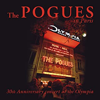 Pogues in Paris-30th Anniversary Concert at the Ol