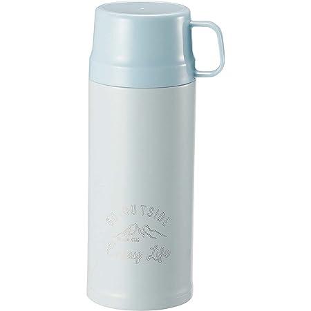 キャプテンスタッグ(CAPTAIN STAG) スポーツボトル 水筒 直飲み・コップ飲み 2WAY ダブルステンレスボトル 真空断熱 保温・保冷 モンテ