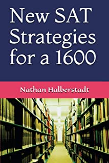 New SAT Strategies for a 1600