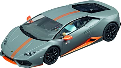 Black Carrera USA 20027530 Lamborghini Huracan GT3 No 63 Evolution Analog Slot Car Racing Vehicle 1:32 Scale