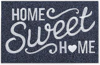 تشک درب خوش آمدید در فضای باز داخل منزل با پشتوانه لاستیکی بدون لغزش خانه شیرین خانه فوق العاده جذب گل و لای آسان ورودی جلو تمیز درب ورودی سنگین