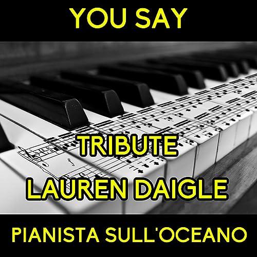 You Say (Tributo a Lauren Daigle)