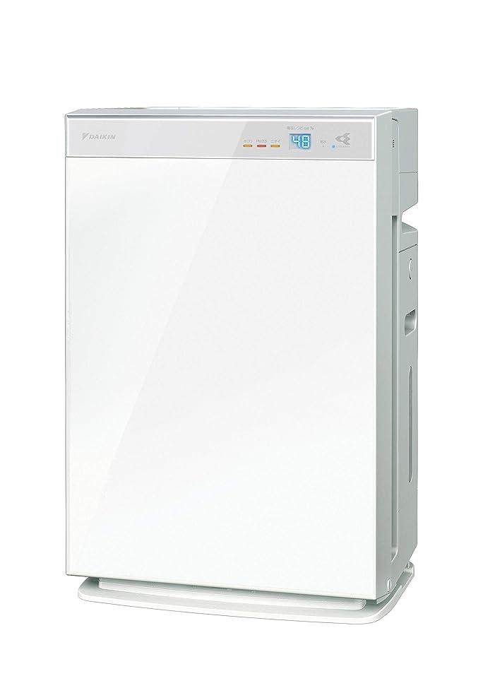 象エンティティ温室DAIKIN 加湿ストリーマ空気清浄機 ホワイト MCK70W-W