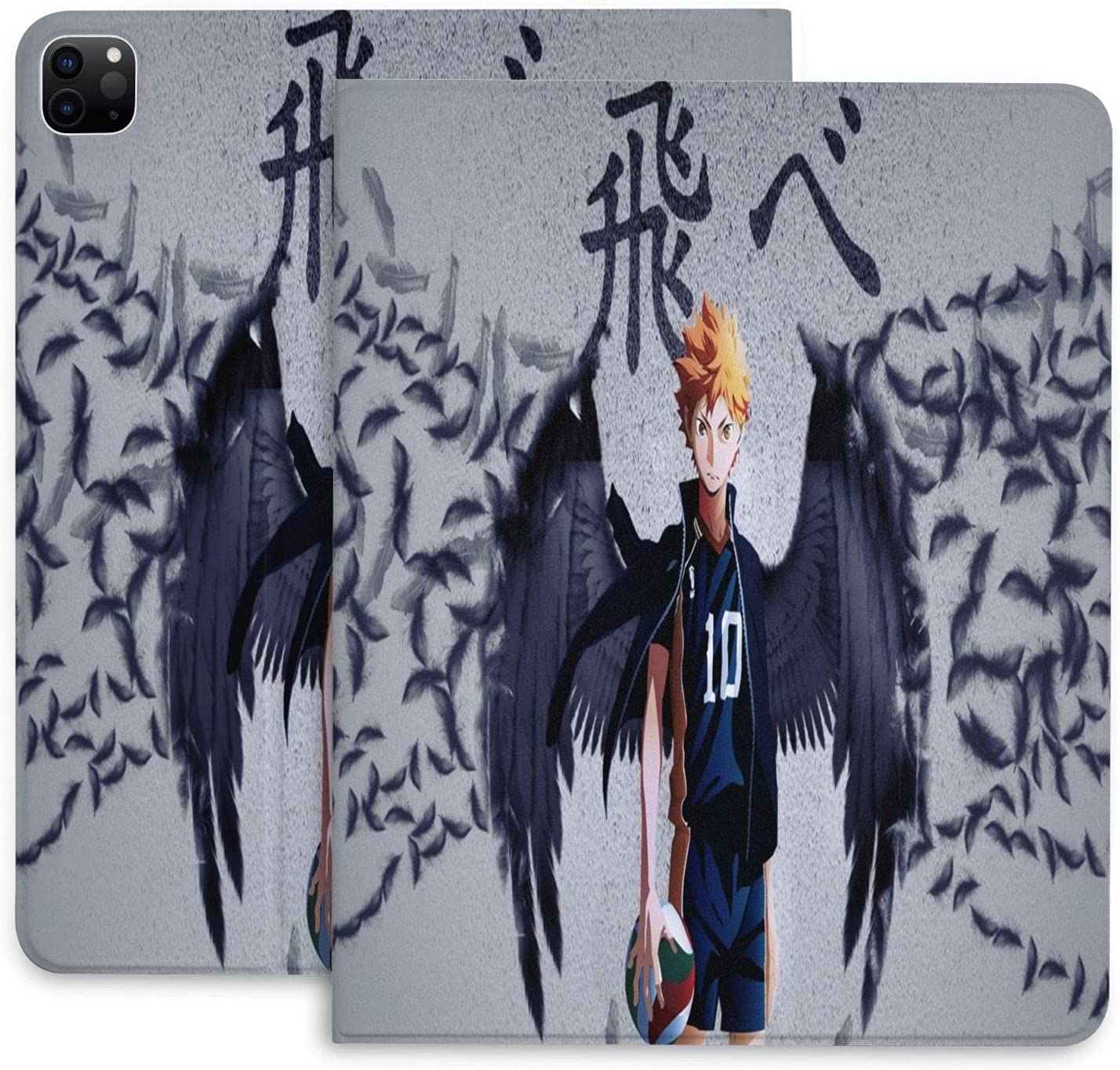 BUERYUZ Applicable New products world's highest quality popular Ipad Pro Protective Haikyuu Drop-Proof Ranking TOP18 Case A