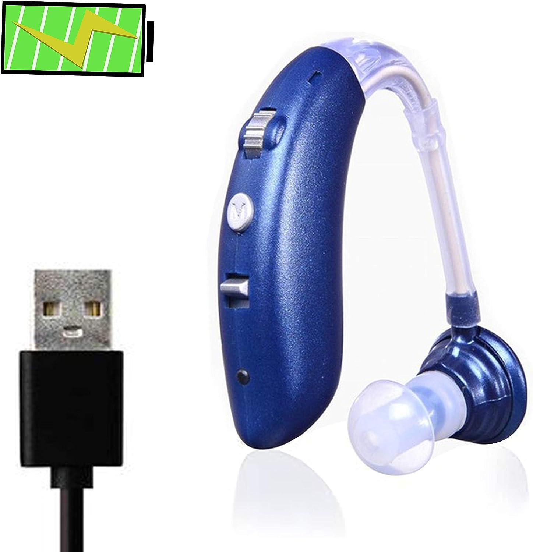 Rechargeable Sound Hearing Amplifier Ear Enhancer Noise 人気 おすすめ 海外限定