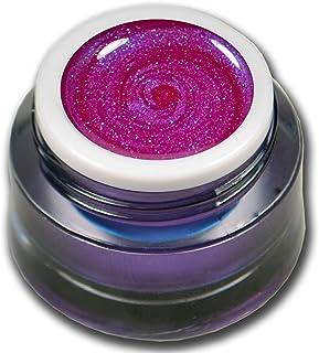 RM beautynails Premium UV Glit tergel Summer Night Rosa 5ml UV Gel profesional farbgel No absenken de cartas pigmentos Gr...